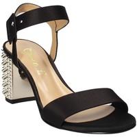Skor Dam Sandaler Grace Shoes 1490 Svart