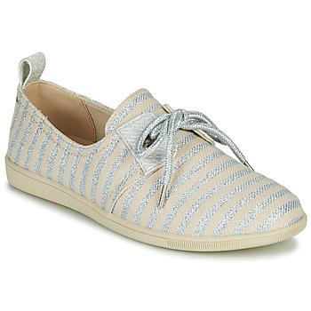 Skor Dam Sneakers Armistice STONE ONE W Silver