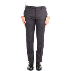 textil Herr Kostymbyxor Incotex 1T0030 1394T 931 Grey