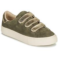 Skor Dam Sneakers No Name ARCADE STRAPS Kaki