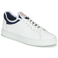 Skor Herr Sneakers Schmoove SPARK NEO Vit / Blå