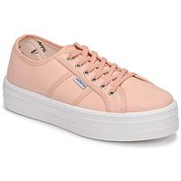 Skor Dam Sneakers Victoria BARCELONA LONA Rosa