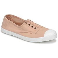 Skor Dam Sneakers Victoria INGLESA ELASTICO Beige