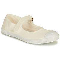 Skor Dam Sneakers Victoria PUNTERA MERCEDES Vit