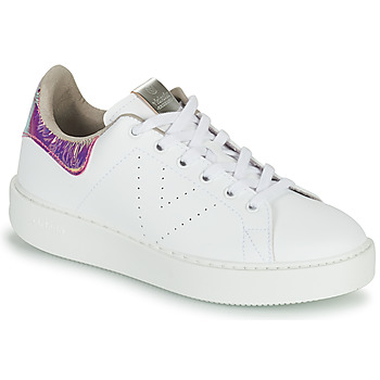 Skor Dam Sneakers Victoria UTOPIA HOLOG Vit