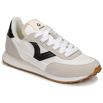 Skor Dam Sneakers Victoria ASTRO NYLON Vit / Svart