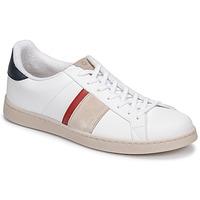 Skor Herr Sneakers Victoria TENIS VEGANA DETALLE Vit / Blå