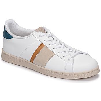 Skor Herr Sneakers Victoria TENIS VEGANA DETALLE Vit