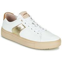 Skor Dam Sneakers Blackstone VL57 Vit