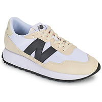 Skor Herr Sneakers New Balance 237 Vit / Svart