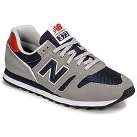 Skor Herr Sneakers New Balance 373 Grå / Blå / Röd