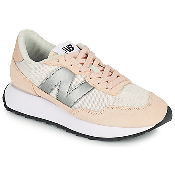 Skor Dam Sneakers New Balance 237 Rosa / Silver