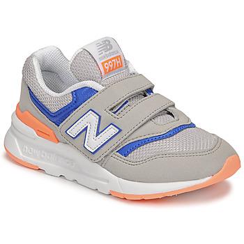Skor Pojkar Sneakers New Balance 997 Grå / Blå