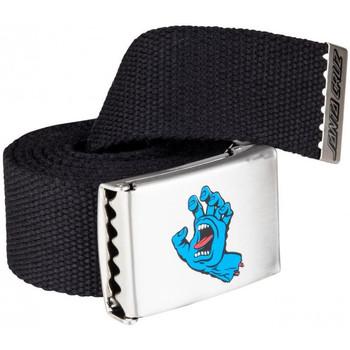 Accessoarer Herr Bälten Santa Cruz Screaming mini hand belt Svart