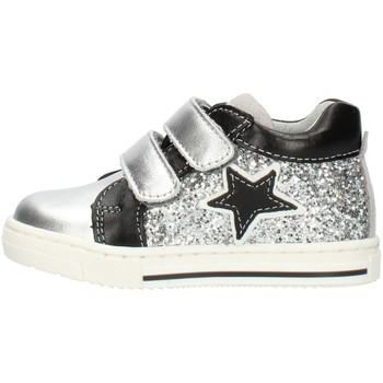Skor Flickor Sneakers Balocchi 606224 Silver