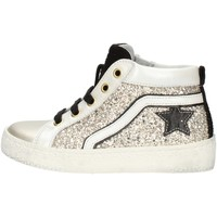 Skor Flickor Höga sneakers Balocchi 606526 Platinum