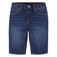 textil Pojkar Shorts / Bermudas Levi's PERFORMANCE SHORT Blå