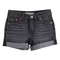 textil Flickor Shorts / Bermudas Levi's 3E4536-D0K Grå