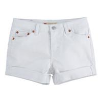 textil Flickor Shorts / Bermudas Levi's 4E4536-001 Svart