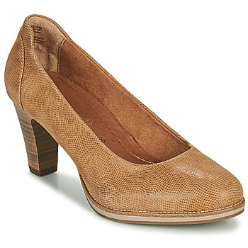 Skor Dam Pumps Tamaris FEELINA Brun