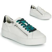 Skor Dam Sneakers Tamaris MILANIA Vit