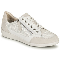 Skor Dam Sneakers Geox D MYRIA A Vit