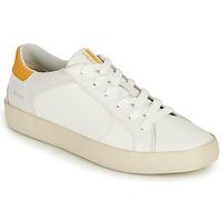 Skor Herr Sneakers Geox U WARLEY A Vit
