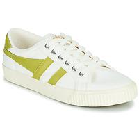 Skor Dam Sneakers Gola TENNIS MARK COX Vit / Gul