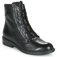 Skor Dam Boots Mjus PALLY Svart