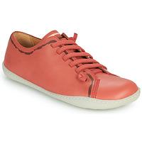 Skor Dam Sneakers Camper PEU CAMI Röd