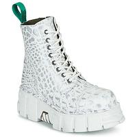 Skor Boots New Rock M-MILI083C-V9 Vit