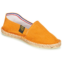 Skor Espadriller Art of Soule LINEN Orange
