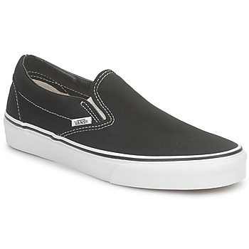 Skor Sneakers Vans CLASSIC SLIP-ON Svart