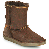 Skor Dam Boots El Naturalista LUX Brun