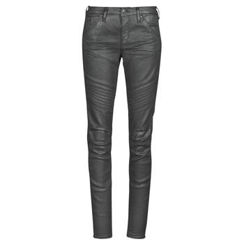 textil Dam Skinny Jeans G-Star Raw 5620 Custom Mid Skinny wmn Persikofärgad
