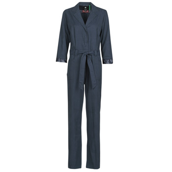 textil Dam Uniform G-Star Raw Workwear pj jumpsuit 34 slv wmn Blå