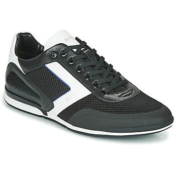 Skor Herr Sneakers BOSS SATURN LOWP ME Svart