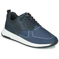 Skor Herr Sneakers BOSS TITANIUM RUNN TBJQ Blå