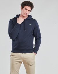textil Herr Sweatshirts Lacoste TOTTA Marin