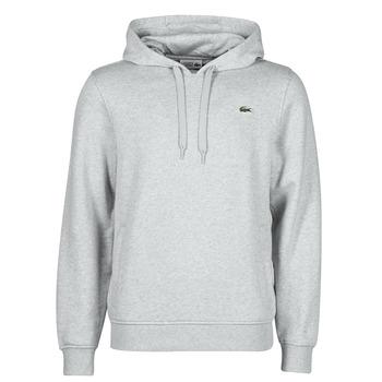 textil Herr Sweatshirts Lacoste TOTTA Grå