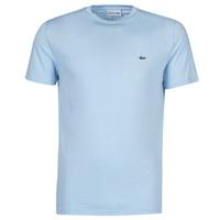 textil Herr T-shirts Lacoste ALFED Blå