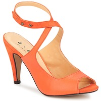 Skor Dam Sandaler D.Co Copenhagen MARISSA Orange
