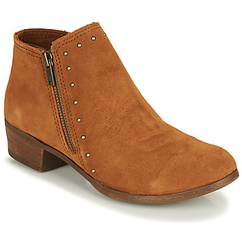 Skor Dam Boots Minnetonka BRIE BOOT Brun