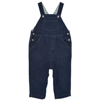textil Pojkar Uniform Petit Bateau MILIBERT Blå