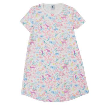 textil Flickor Pyjamas/nattlinne Petit Bateau MARTINE Flerfärgad