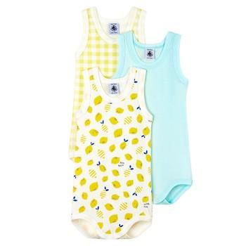 textil Pojkar Pyjamas/nattlinne Petit Bateau MOLIU Flerfärgad