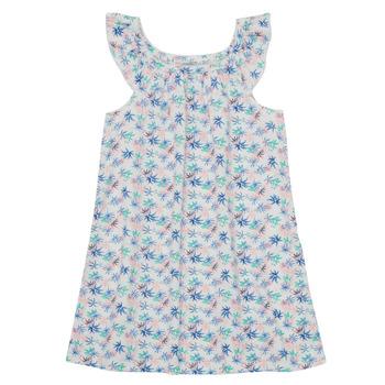 textil Flickor Pyjamas/nattlinne Petit Bateau MATHENA Flerfärgad