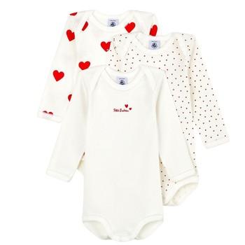 textil Flickor Pyjamas/nattlinne Petit Bateau A00BC-00 Flerfärgad
