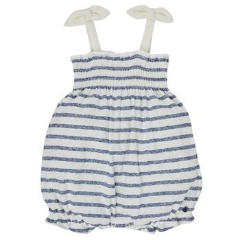textil Flickor Uniform Petit Bateau MILLY Flerfärgad