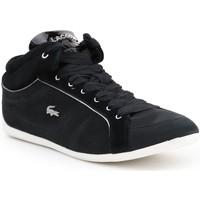 Skor Dam Sneakers Lacoste Missano MID W6 SRW 7-27SRW1201024 black